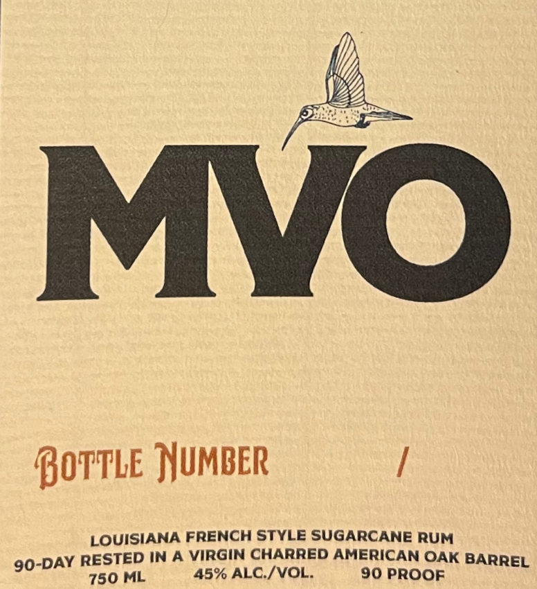 MVO label