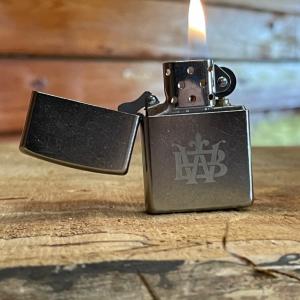 WB Zippo lighter